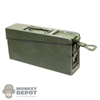 Ammo: DiD German WWII MG42 Ammo Can (Metal) (Opens)