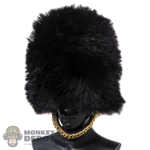 Hat: DiD Black Bearskin Hat