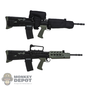 Rifle: DiD L85A2 Rifle w/Covers
