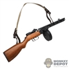 Rifle: DiD WWII PPsH w/Sling (Metal & Wood)