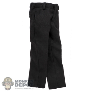 Pants: DiD German WWII Black Officer Trousers