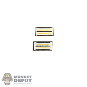 Insignia: DiD German WWII Collar Tabs