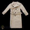 Coat: DiD Mens German Beige Overcoat