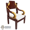 Chair: DiD Wooden Chair w/Cushion