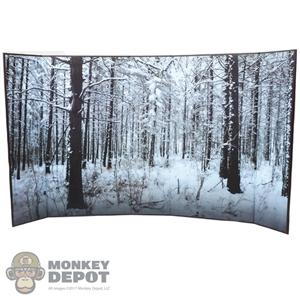 "Display: DiD The Winter Forest (24.5"" x 13.5"")"