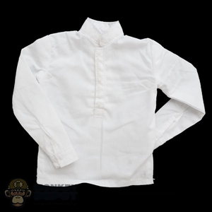 Shirt: DiD German WWII Mens White Pullover
