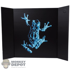 "Display: DiD Frog (18.5"" X 13.5"")"