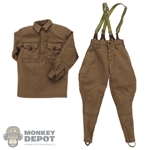 Uniform: DiD Russian Soviet M35 Gymnastiorka Tunic w/Trousers + Suspender