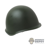 Helmet: DiD Soviet SSh40 Metal Helmet