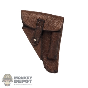 Holster: DiD German WWII Walther PPK Holster (Pistol Not Included)