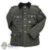 Tunic: DiD German Officer Tunic w/SS-Obergruppenfuhrer Shoulder Boards