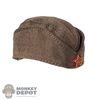 Hat: DiD Russian WWII Weathered Pilotka Side Cap