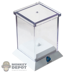 Case: DiD Acrylic Display Case For Heads