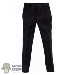Pants: DiD Mens Dark Blue Dress Slacks