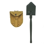 Tool: DiD M1943 Entrenching Tool w/Carrier (Metal)