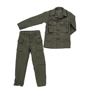 Uniform: DiD WWII US HBT Uniform