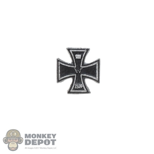 Insignia: DiD German 1914 Iron Cross 1st Class Medal