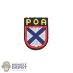 Insignia: DiD WWII POA Patch