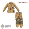 Uniform: DiD 1/12th Mens M42 Paratroopers Uniform