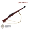 Rifle: DiD 1/12th M1 Garand