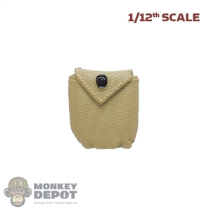 Pouch: DiD 1/12th WWII US Molded Pouch