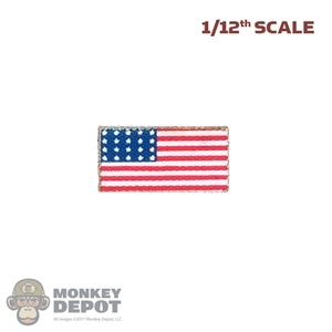 Insignia: DiD 1/12th US Flag Patch