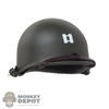 Helmet: DiD WWII US M1 Helmet (Metal)