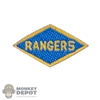 Insignia: DiD WWII Ranger Qualification Badge