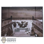"Display: DiD D-Day (18.5"" X 13.5"")"
