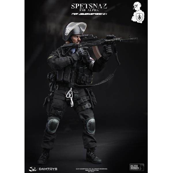 DamToys Spetsnaz FBS Alpha Group (78015