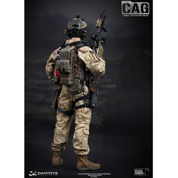 Boxed Figure: DamToys 1st SFOD-D Combat Applications Group (78009)