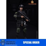 DamToys Chinese People's Armed Police Force - Anti-Terrorism Force (78017)