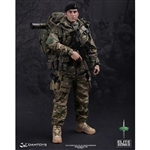 Boxed Figure: DamToys Royal Marines Commando (78023)