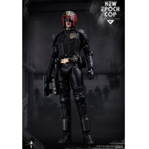 Boxed Figure: DamToys New Epoch Cop (VM-013)
