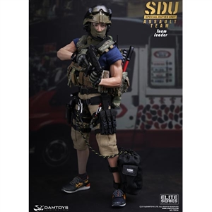 Boxed Figure: DamToys SDU - Assault Team Leader (78034)