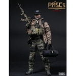 Boxed Figure: DamToys PMSCs Contractor In Syria (DAM-78041)