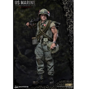 Boxed Figure: DamToys U.S. Marine Tet Offensive 1968 (78038)