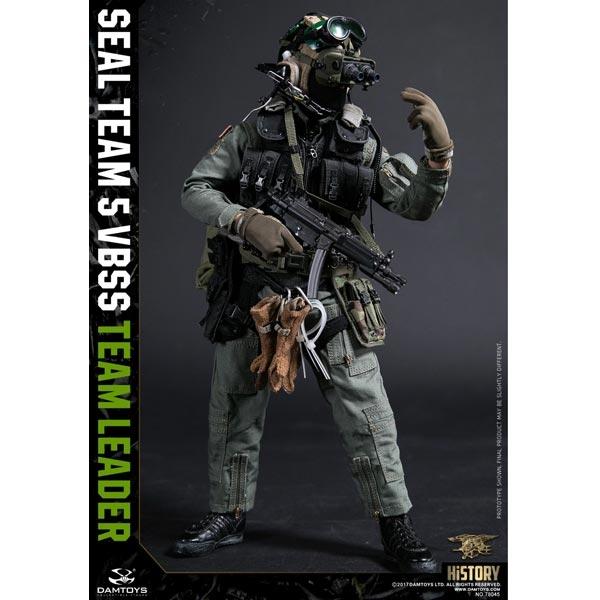 Damtoys Seal Team 5 VBSS Team Leader Gas Mask 1//6 toys joe dragon Dam Soldier