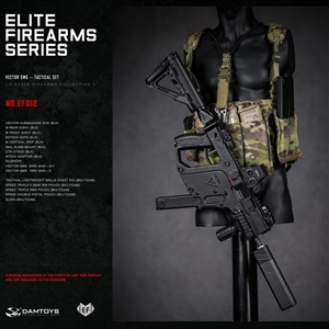 Rifle Set: DamToys 7 Versions Elite Firearms Series 3