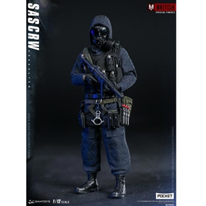 Boxed Figure: DamToys 1/12 SAS CRW Assaulter (DAM-PES001)