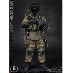 Boxed Figure: DamToys 8th Anniversary Russian Spetnaz MVD SOBR LYNX (78059)