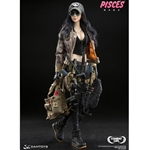 Boxed Figure: DamToys Combat Girl Series Pisces Nana (DAM-DCG003)