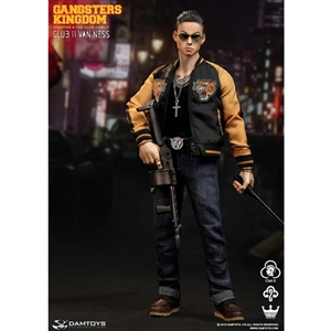 DamToys Gangster Kingdom Club 2 Van Ness (DAM-GK017)