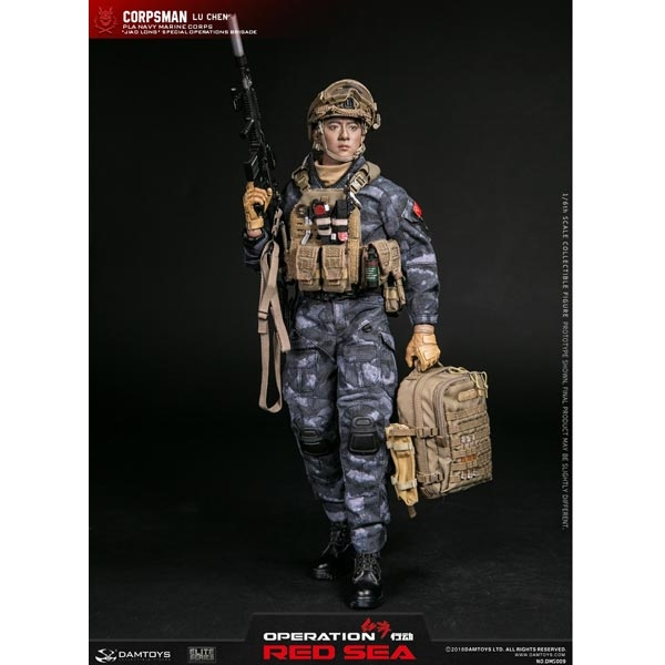 KADHobby Action Figures Gloved Hands x3-1//6 Scale PLA Navy Marine