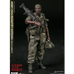 DamToys 1/12th US Army 25 Infantry Division M60 Machine Gunner (DAM-PES010)