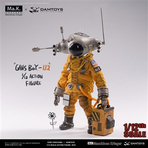DamToys 1/12th Damtoys x Kow Yokoyama GansBoy-U2 (DAM-CS018)