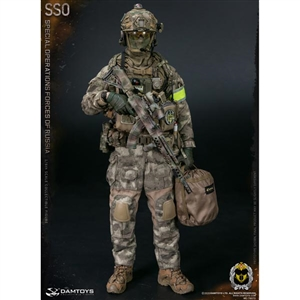 DamToys Special Operations Forces of Russia (SSO) (78075)