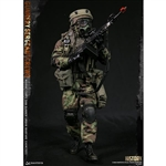 "DamToys MC SAW GUNNER Urban Warfare Exercises Gunnery Sergeant Crews"" (DAM-78082)"