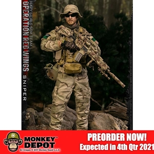 DamToys Operation Red Wings NAVY SEALS SDV TEAM 1 Sniper (DAM-78085)