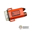 Flashlight: DAM SDU-5E Strobe Orange